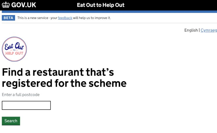 Eat Out to Help Out Scheme Derby - Eat Out to Help Out in Derby check which restaurants are taking part in